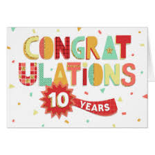 harry potter congratulations card employee anniversary cards invitations zazzle co uk
