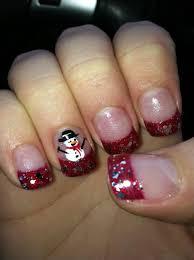 Nail Decorations Christmas Decoration Nails Christmas Ideas