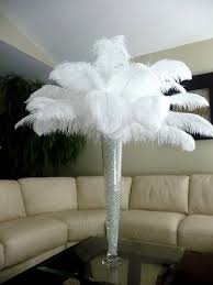 Ostrich Feather Centerpiece Diy How To Make Ostrich Feather Centerpieces Plus 7 Variations