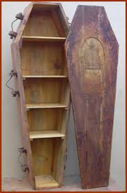 queequeg u0027s coffin custom wood display and storage case for books