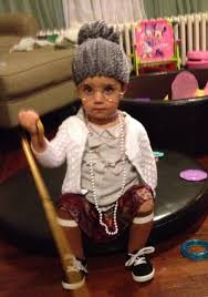 granny halloween costume ideas old lady costume halloween crochet wig baby mya z 2013 geriatric