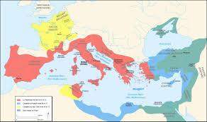 Roman World Map by Politics Rhetoric During The Fall Of The Roman Republic Classics