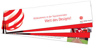 dot design museum essen voucher for the dot design museum essen dot shop