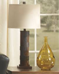 Banana Themed Lamps Ashley Furniture Signature Design Poly Table Lamp Contemporary