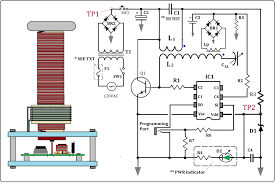 solid state tesla coil schematic yahoo image search results