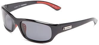 amazon com sunbelt camarone 141 polarized rectangular sunglasses