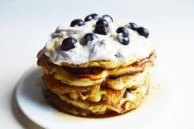 vegan blueberry u0027buttermilk u0027 pancakes video my vibrant kitchen