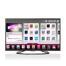 Favorito LG 47LA6200: 47 inch Class 1080p 120Hz LED TV with Smart TV (46.9  &XW54