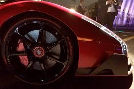 Lamborghini Veneno Roadster - veneno roadster shown in abu dhabi