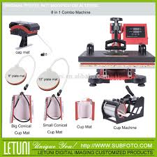 8 in 1 combo heat press machine 8 in 1 combo heat press machine