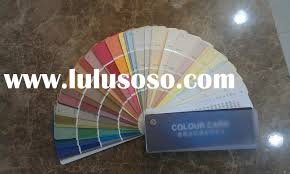 paint shade cards for sale price china manufacturer supplier 1283020