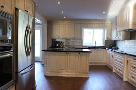 Toronto Thornhill Custom Classic Kitchen Design - Classic kitchen cabinet