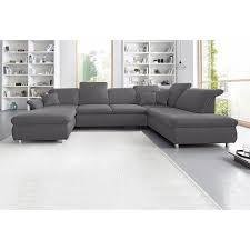 dos de canapé canapé panoramique méridienne gauche dos et accoudoirs réglables en