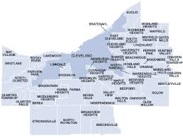 ohio map of cities cuyahoga county ohio map search cities ohiobiz com