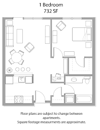studio 1 2 bedroom apartments in seattle wa verse seattle view floor plan