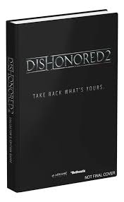 image dishonored 2 strategy guide collector cover wip png