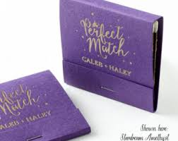 wedding matches wedding matches etsy