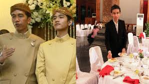 profil gibran jokowi kisah sukses pengusaha katering anak jokowi