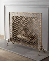 remove paint brass fireplace screen med art home design posters