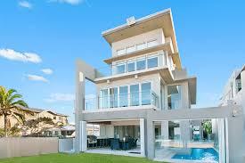 nautica on jefferson absolute beachfront luxury holiday house