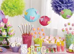 Easter Bunnies For Decorations by Cute As A Bunny Spring Treats Ideas Party City