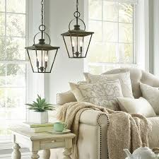 shop kichler lighting arena cove 12 01 in w olde bronze pendant