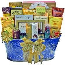 Christmas Cookie Gift Basket Christmas Gift Baskets