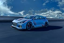 hyundai supercar concept take a good look at the hyundai rn30 concept track vehicle