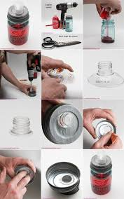 How To Use Mason Jars For Decorating Best 25 Mason Jar Soap Dispenser Ideas On Pinterest Diy Soap