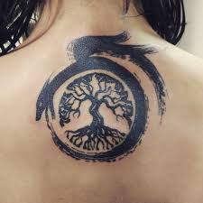 collection of 25 ouroboros tattoo