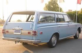 1970 toyota corolla station wagon 1970 toyota crown custom station wagon related infomation
