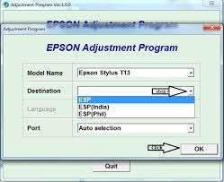 resetter epson t13 rar how to reset epson t13 and epson me32 special resetter