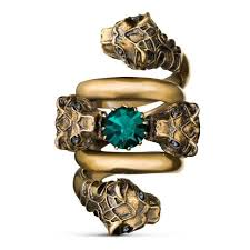 crystal chain rings images 20 best lion panther jaguar rings images jpg