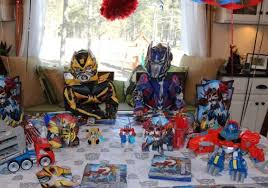 transformers birthday decorations rescue bots and transformers birthday party happy and blessed home