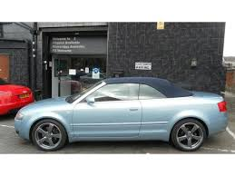 used 2003 audi a4 for sale used audi a4 2003 model 1 8t sport 2dr petrol convertible blue for