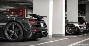 koenigsegg agera r matte black koenigsegg agera r vs porsche 918 spyder in a 200 mph roll race