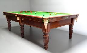 quarter size pool table a victorian three quarter size english billiard snooker pool