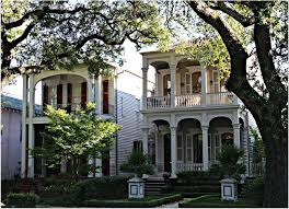 New Orleans Homes by St Charles Avenue Condos In New Orleans Napoleon Avenue To