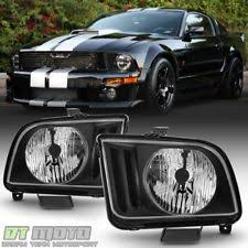 2008 Black Ford Mustang 2005 Ford Mustang Ebay