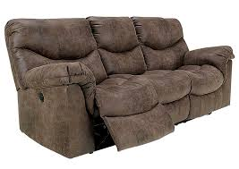 Cloth Reclining Sofa S Potatoes Furniture Stores Alzena