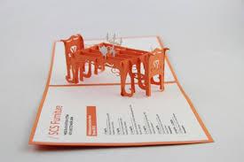 greeting card custom three dimensional greeting card