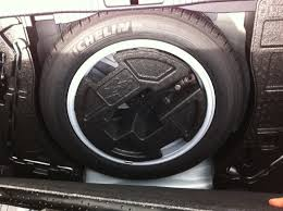 lexus hybrid tires can you fit a full spare tire in the 2014 trunk clublexus