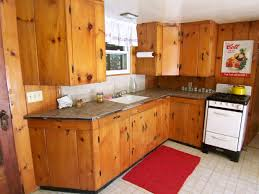 pine kitchen cabinets knotty pine kitchen ideas elegant mahogany wood orange zest raised