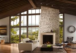 soho fireplace surround contemporary living room sacramento