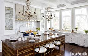 House Beautiful Dining Rooms by A Formal Kitchen By Richard Anuszkiewicz Elegant Kitchen Design