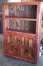 rustic primitive bookcases ebay