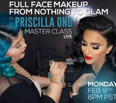 makeup artist school cost i attended the priscilla ono makeup online course with