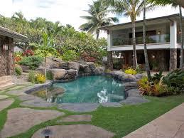 Tropical Backyard Ideas Tropical Backyard Designs House Hunters On Vacation Hgtv Backyard