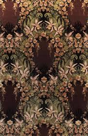 Botanical Rugs Botanical Rugs Trend Cover Magazine Carpets U0026 Textiles For