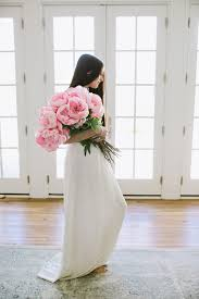 pink peonies and a little sparkle pink peonies by rach parcell